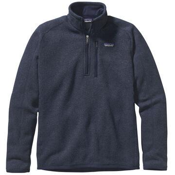 Patagonia Mens Better Sweater 1/4 Zip Fleece Pullover