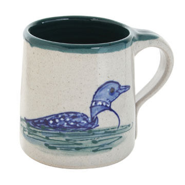 Great Bay Pottery Handmade Ceramic Mug - 12oz.