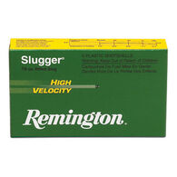 "Remington Slugger High Velocity 12 GA 2-3/4"" 7/8 oz. Rifled Slug Ammo (5)"