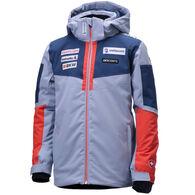 Descente Boy's Swiss Ski Team Replica Jr. Jacket