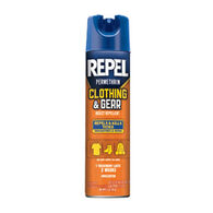 Repel Permethrin Clothing and Gear Insect Repellent Aerosol Spary - 6.5 oz.