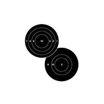 TargDots Replacement Bullseye Target - 50 Pk.