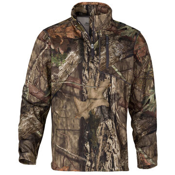 Browning Mens Hells Canyon Alacer-WD 1/4 Zip Pullover Fleece Shirt