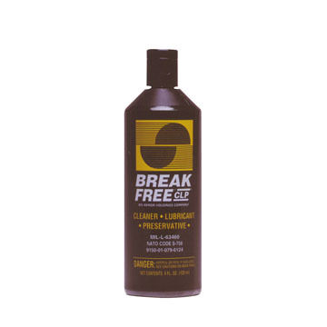 Break-Free CLP 4 oz. Lubricant Liquid w/ Extender Tube