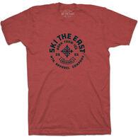 Ski The East Men's Icon Short-Sleeve T-Shirt