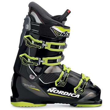 Nordica Mens Cruise 80 Alpine Ski Boot - 16/17 Model