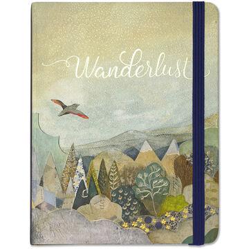 Wanderlust Journal by Peter Pauper Press