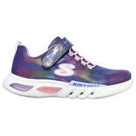 Skechers Girls' S Lights - Glow-Brites Athletic Shoe
