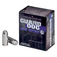 Federal Premium Guard Dog 40 Smith & Wesson 135 Grain Guard Dog FMJ Handgun Ammo (20)