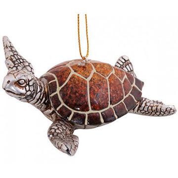 Cape Shore Sea Turtle Ornament