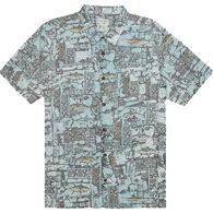 O'Neill Men's Jack O'Neill Fish Fry Short-Sleeve Shirt
