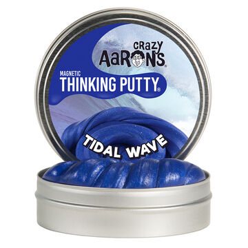 Crazy Aarons Tidal Wave Magnetic Thinking Putty - 3.2 oz.