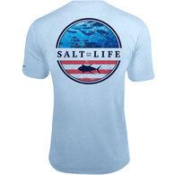 Salt Life Men's Respect Performance Short-Sleeve T-Shirt