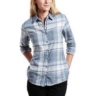 Kuhl Women's Kamila Flannel Long-Sleeve Shirt