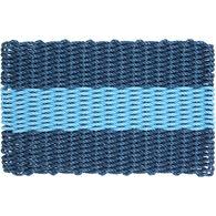 Custom Cordage Maine Rope Mat - 3 Stripes