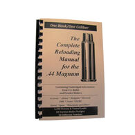 Loadbooks USA The Complete Reloading Manual for the .44 Magnum