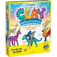 Faber-Castell Create With Clay Mythical Creatures Set
