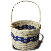 Basket Weaving 101 Round Berry Basket Kit