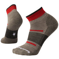 SmartWool Men's PhD Outdoor Advanced Light Mini Sock - Special Purchase