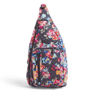 Vera Bradley Signature Cotton Sling Backpack