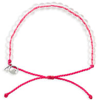 4ocean Men's & Women's Pink Flamingo Bracelet