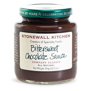 Stonewall Kitchen Bittersweet Chocolate Sauce - 12.5 oz.