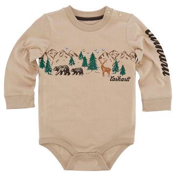 Carhartt Infant/Toddler Boys' Roaming The Wild Bodyshirt