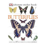 Butterflies Ultimate Sticker Book by DK Publishing