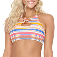 Hot Water Women's Island In The Sun Hipster Swimsuit Bottom