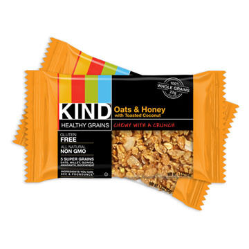 KIND Healthy Grains Oat & Honey with Toasted Coconut Bar