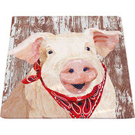 Paperproducts Design Charlotte Pig Plate