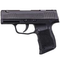 """SIG Sauer P365 SAS 9mm 3.1"""" 10-Round Pistol"""