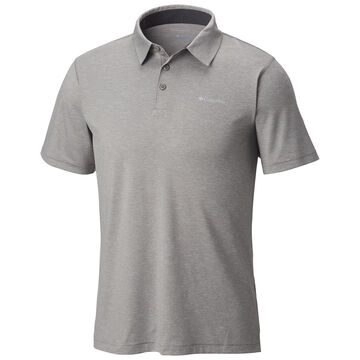 Columbia Mens Tech Trail Polo Short-Sleeve Shirt