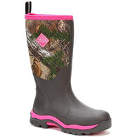 Muck Boot Women's Woody PK Fleece-Lined Hunting Boot