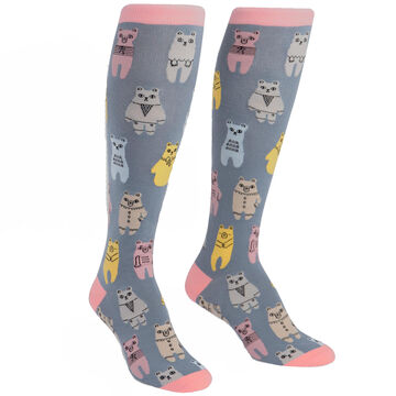 Sock It To Me Womens Bears Sock