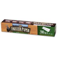 "Eastman Outdoors 18"" Plastic Coated Freezer Paper Roll - 133 Ft."