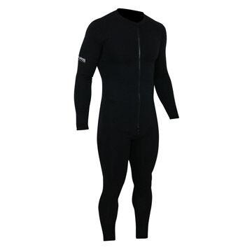 NRS Mens WaveLite Polartec Union Suit