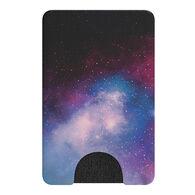 PopSockets PopWallet Blue Galaxy Card Holder