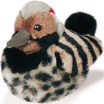 Wild Republic Audubon Stuffed Animal - Northern Flicker