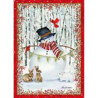 LPG Greetings Joyful Snowman Boxed Christmas Cards