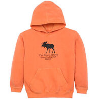 "Original Design Youth ""Black Moose"" Hooded Sweatshirt"