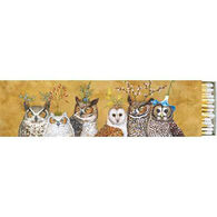 Paperproducts Design Owl Family Long Matchbox