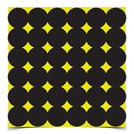 "Birchwood Casey Shoot-N-C 1"" Self-Adhesive Repair Paster / Target - 432 Pk."