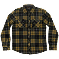 O'Neill Men's Glacier Plaid Long-Sleeve Shirt