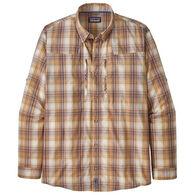 Patagonia Men's Sun Stretch Plaid Long-Sleeve Shirt