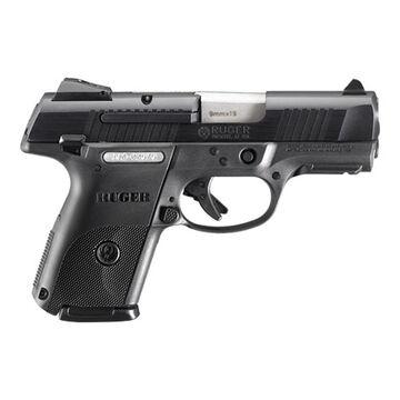 Ruger SR9c 9mm Black Nitride 3.4 17-Round Pistol