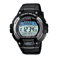 Casio 120-Lap Memory WS220-1AV Solar-Powered Watch