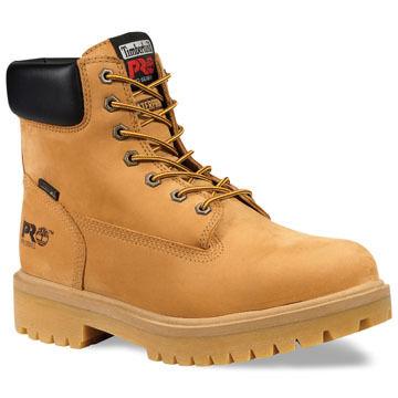 Timberland PRO Mens 6 Waterproof Insulated Work Boot, 200g