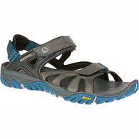 Merrell Men's All Out Blaze Sieve Convertible Sandal/Hiking Shoe