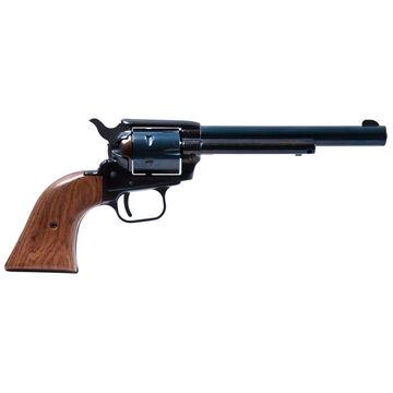 Heritage Rough Rider Blue 22 Combo Small Bore 6.5 6-Round Revolver w/ Cedar Box